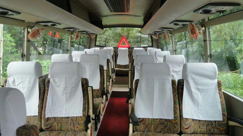 35 Seater Mini Bus on rent